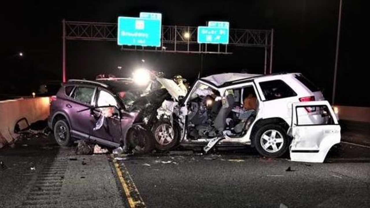 Indiana Wrong-Way Crash Leaves 4 Dead, Including Child