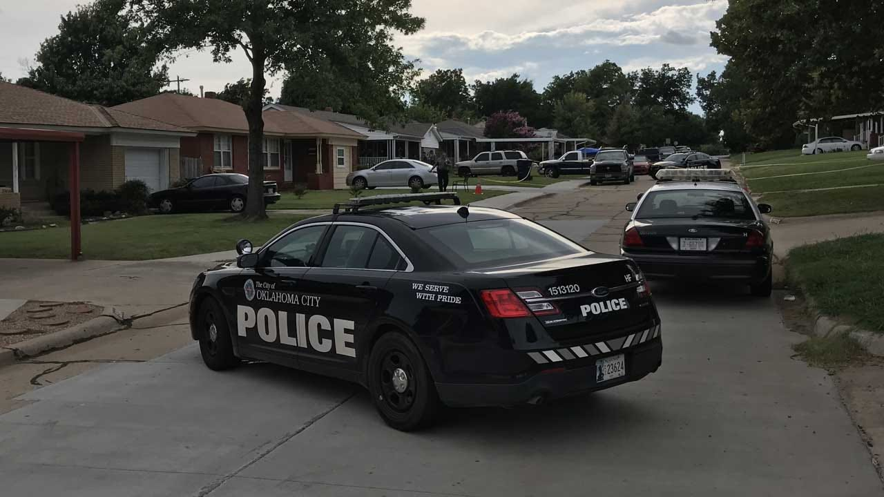 OKC Police Search For Suspect In Stabbing