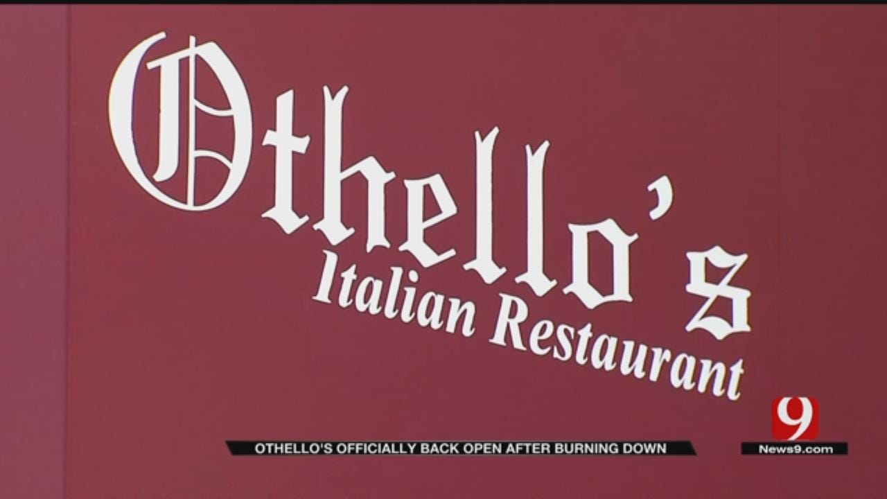 Othello's Officially Back Open After Burning Down