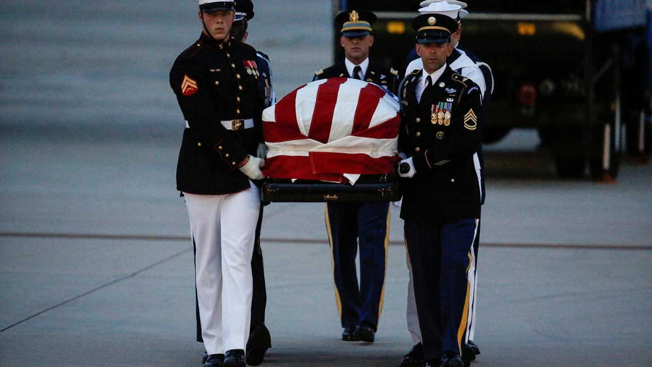 First Soldier Remains Sent From North Korea Identified