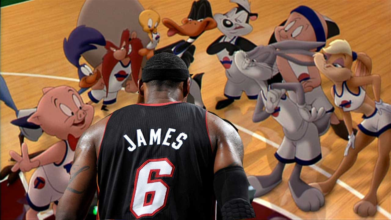 LeBron James To Star In 'Space Jam 2'