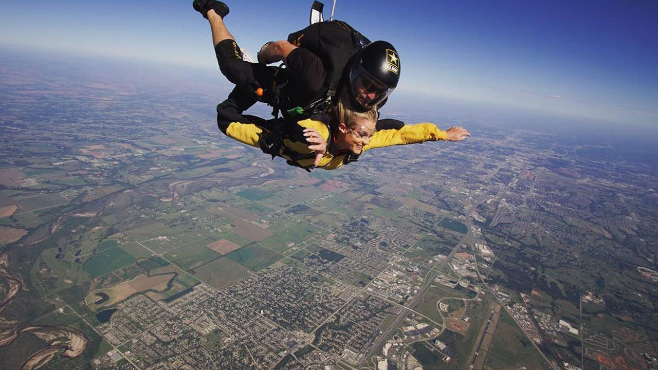 """""""Meet Your Army"""" Event Takes Community Members To New Heights"""