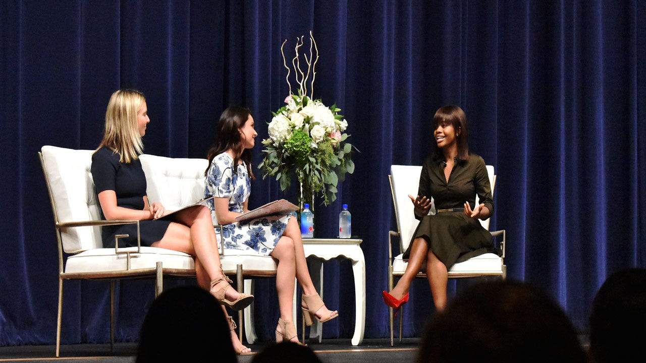 [UNFILTERED]: OU Sorority Hosts Olympic Gold Medalist Gabby Douglas