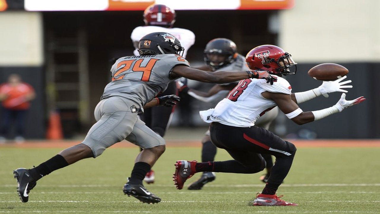 Cowboy Football Falls To Red Raiders , 41- 17
