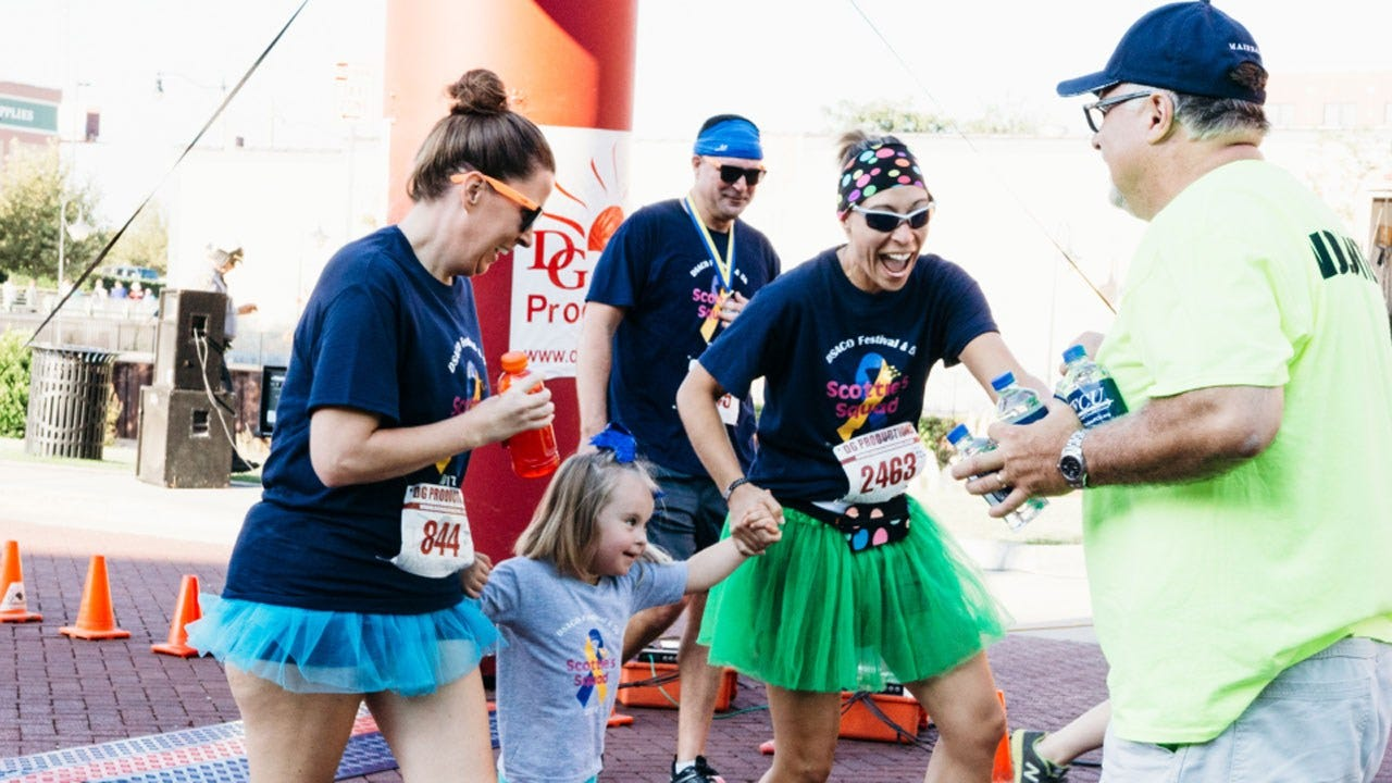 Down Syndrome Festival, 5K This Saturday In OKC