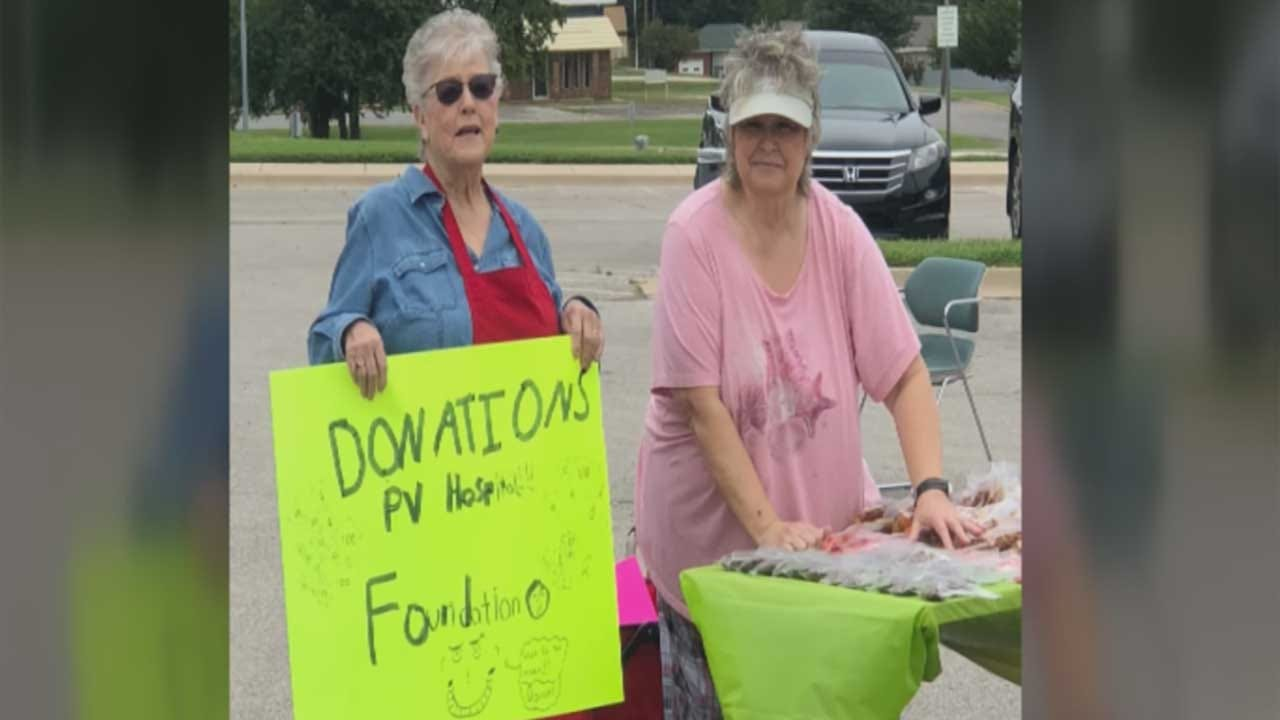 Employee Hosts Fundraiser To Help Keep Pauls Valley Hospital Open