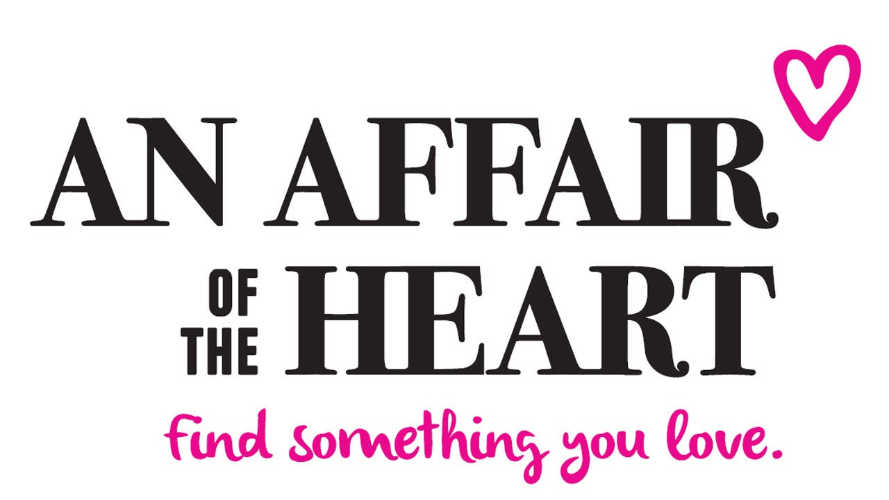 Affair Of The Heart Gets New Logo, Tagline