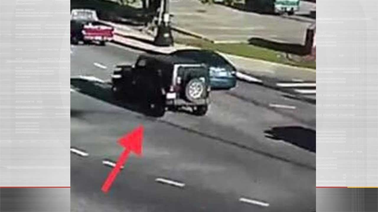 Edmond PD Searching For Vehicle Involved In Hit-And-Run