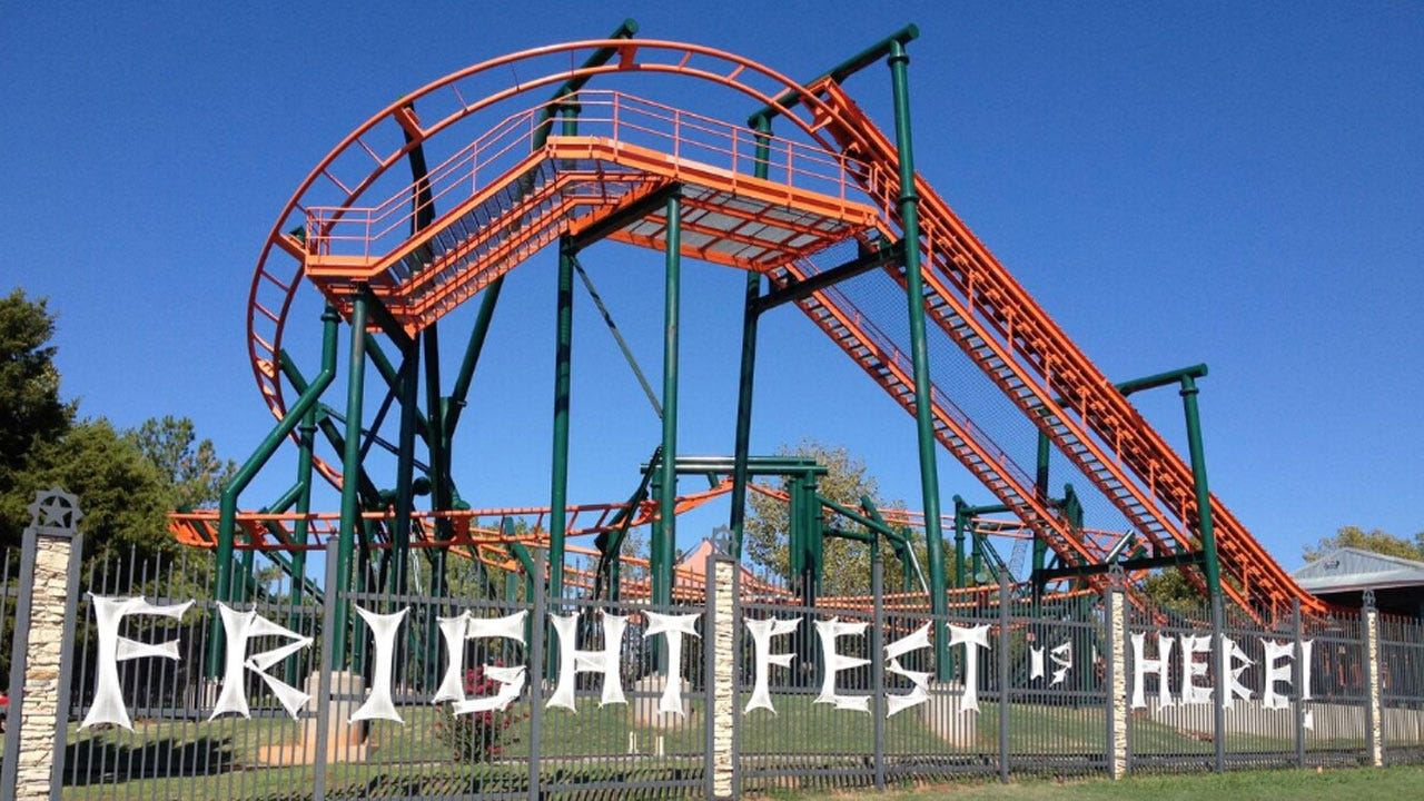 Frontier City Unleashes Fright Fest