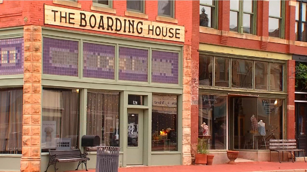 Guthrie's Historic District Receives National Recognition