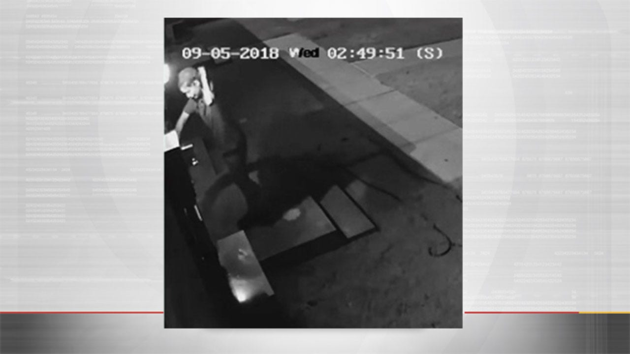 Norman Police Looking For Help In Identifying Burglary Suspect