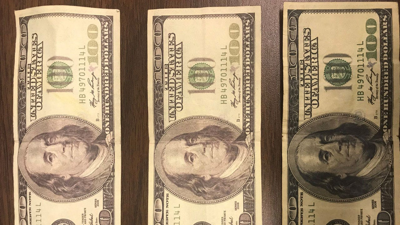 Watch Out For Counterfeit Cash, Chickasha Police Warn