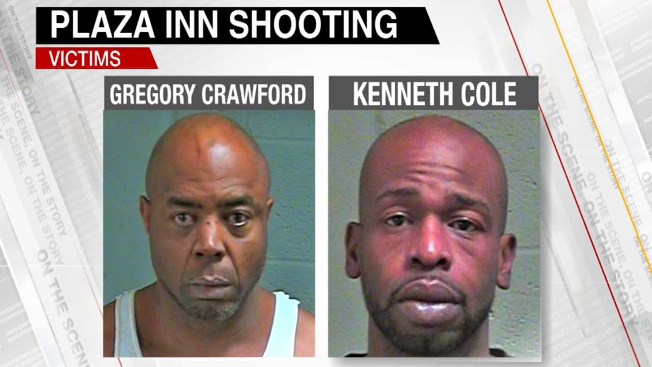 1 Arrested, Victims Identified In Double Shooting At SW OKC Hotel