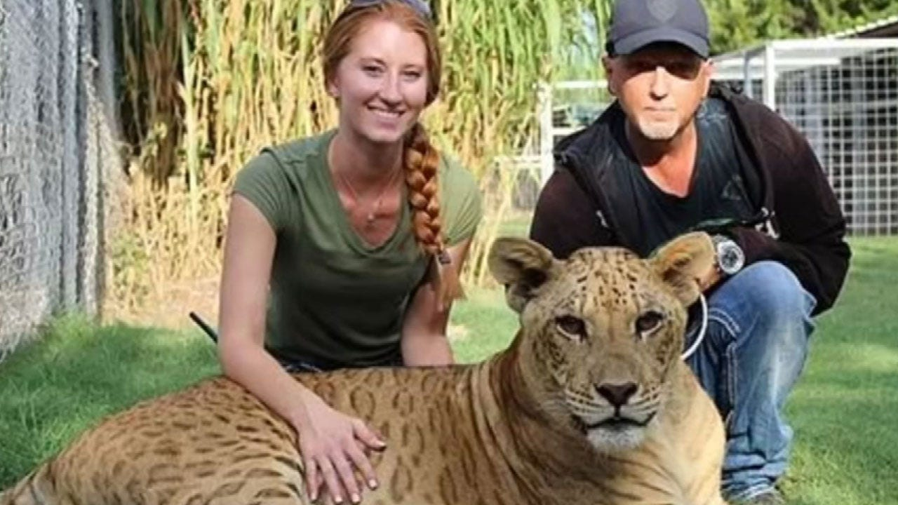 Greater Wynnewood Exotic Animal Park Moving To New Location, Owner Says