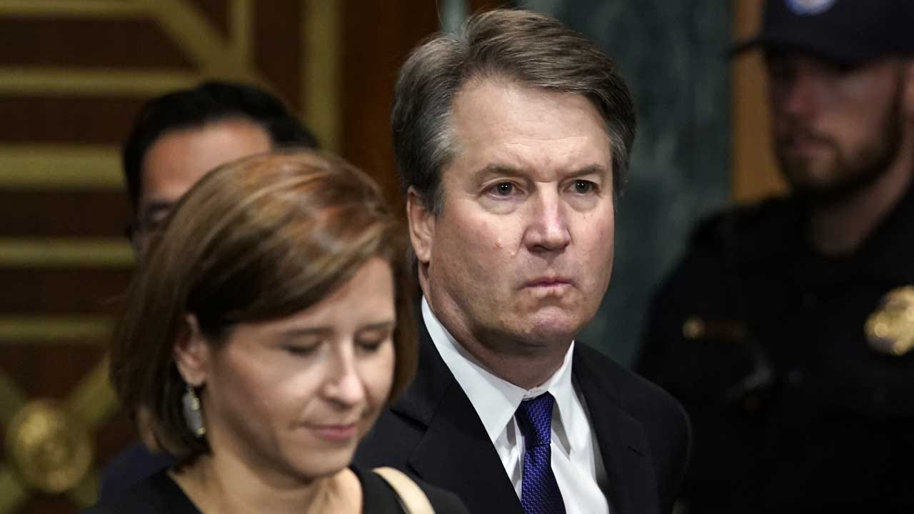 Kavanaugh Testifies After Ford's Questioning On Sex Assault Allegations