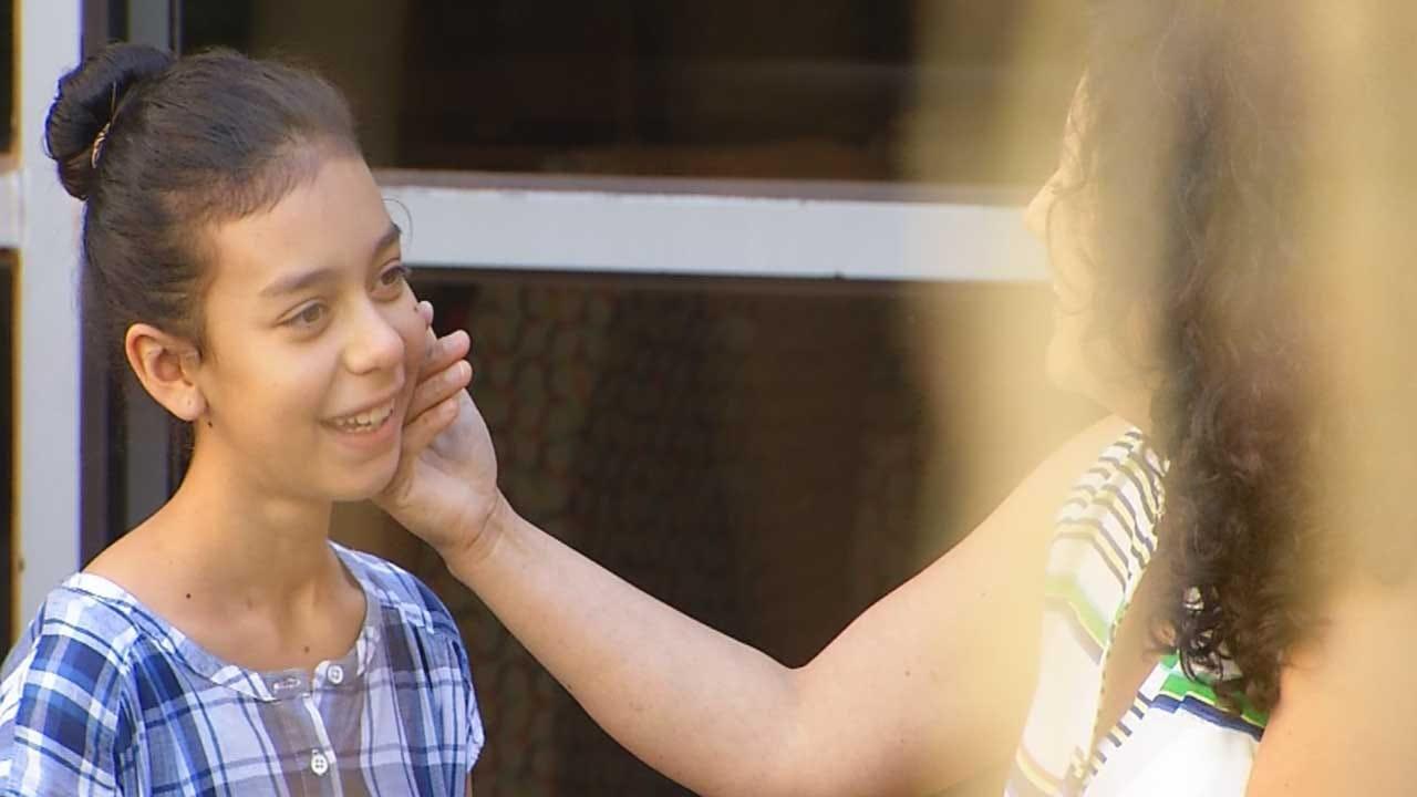Metro Surgeon Provides New Hope For Ecuadorian Girl