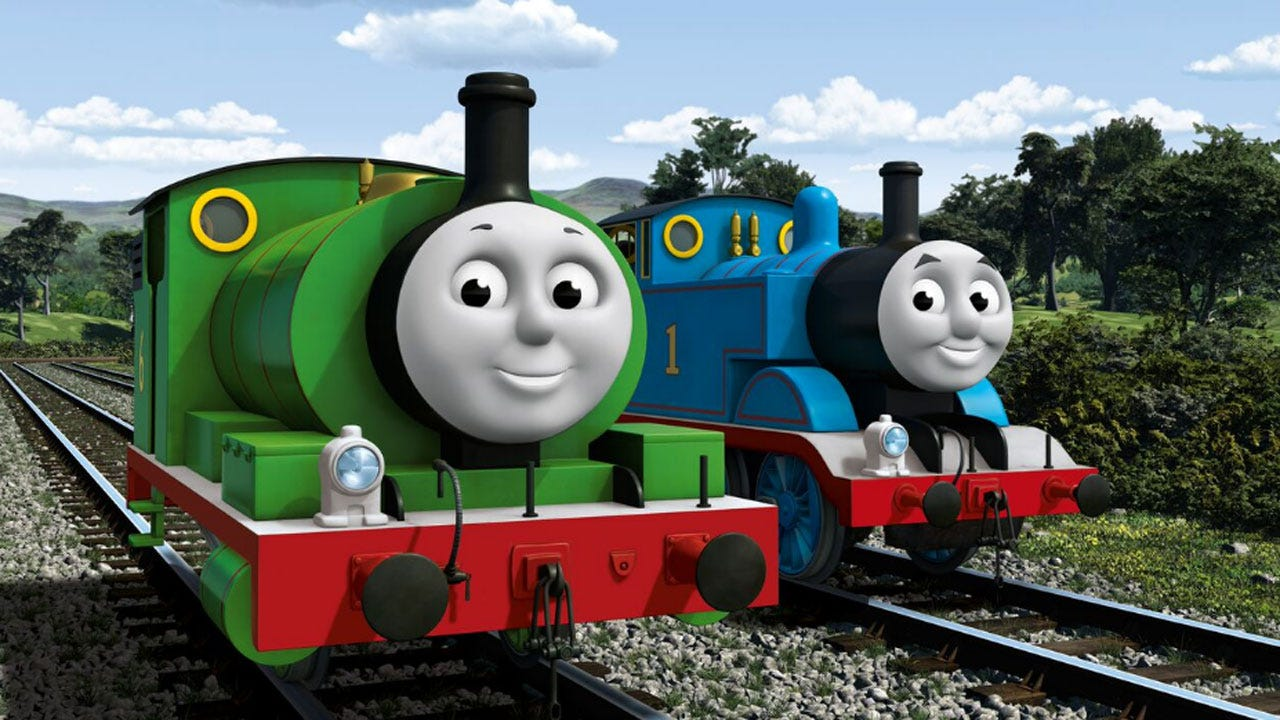 Thomas The Tank Engine To Appear At Oklahoma Railway Museum