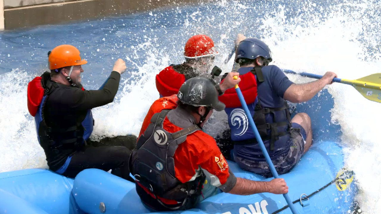 Millions Worth Of Upgrades Eyed For Riversport Rapids