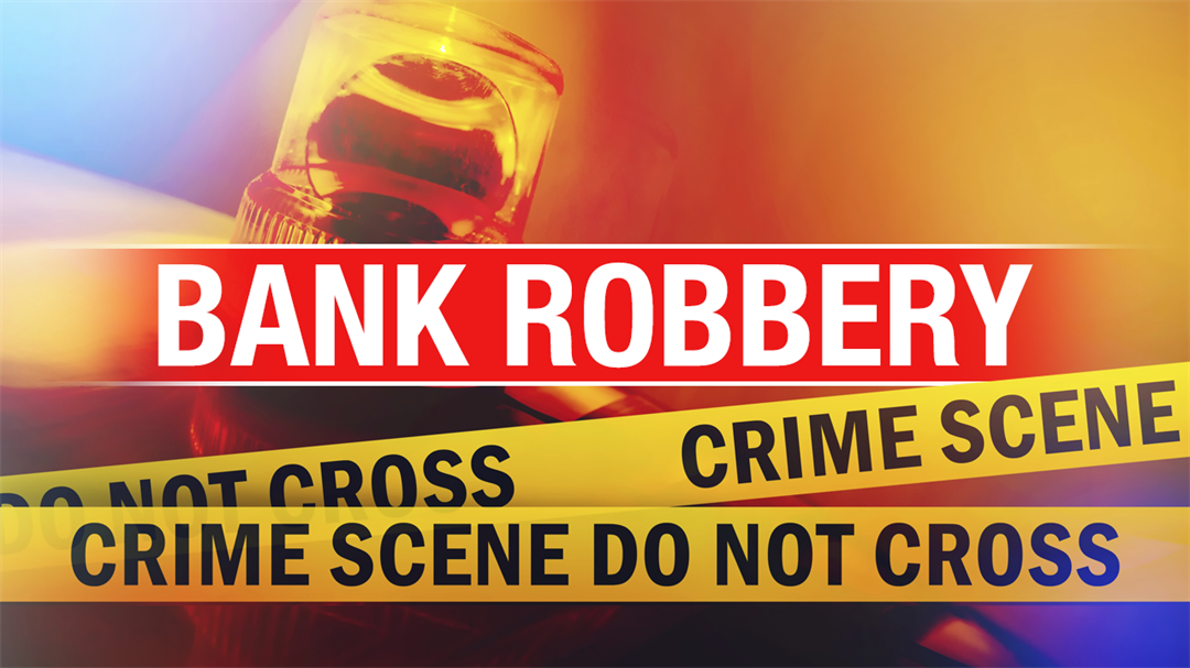 Robbery Reported At NW OKC Bank