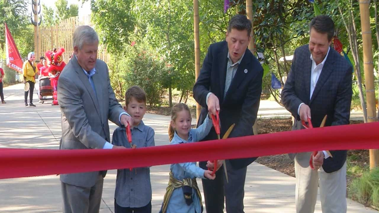 Sanctuary Asia Opens At The Oklahoma City Zoo
