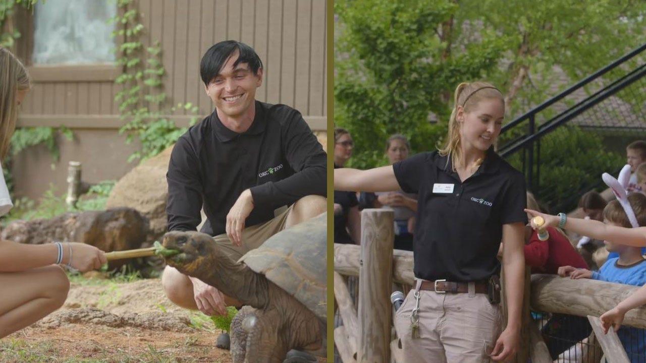 OKC Zoo Celebrates Early Valentine's Day