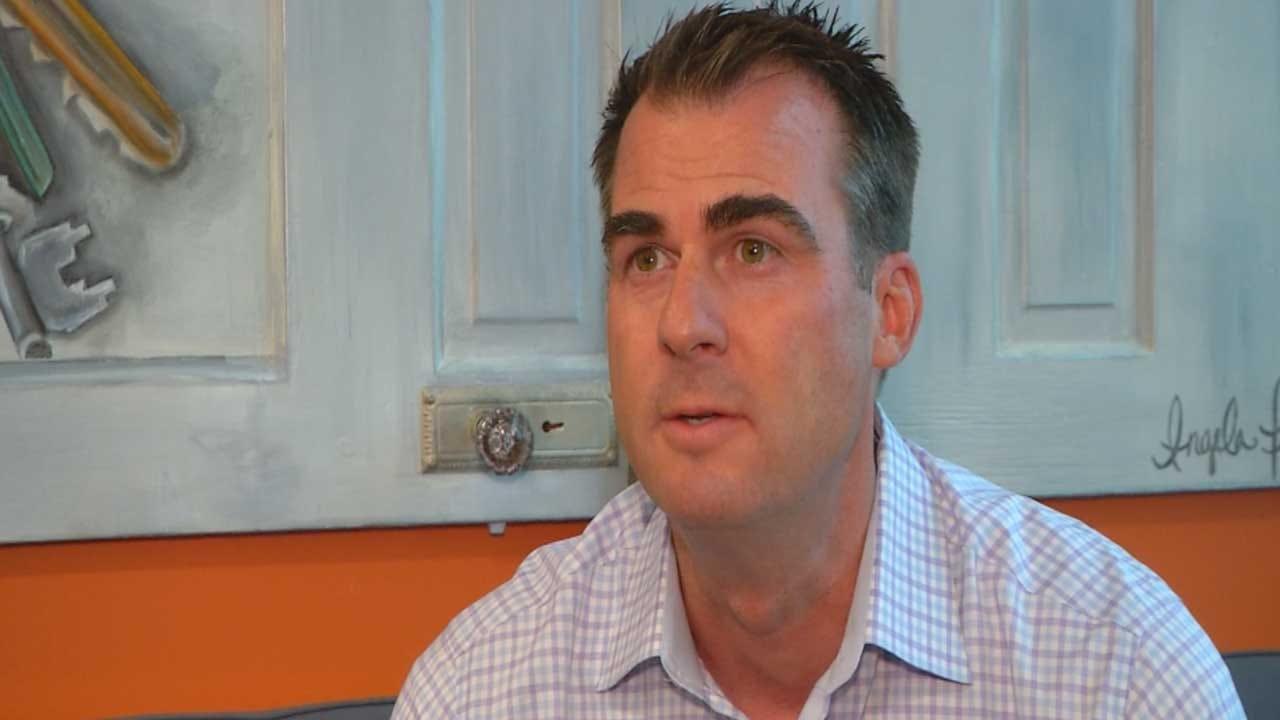 Gov. Mary Fallin Endorses Republican Gubernatorial Candidate Kevin Stitt