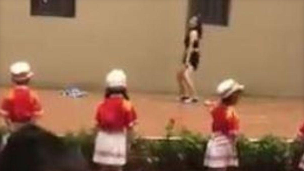 Kindergarten Principal Fired Over Back-To-School Pole Dance