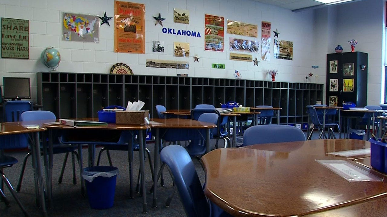 "OKCPS Superintendent Says District Grades Report ""Unacceptable"""