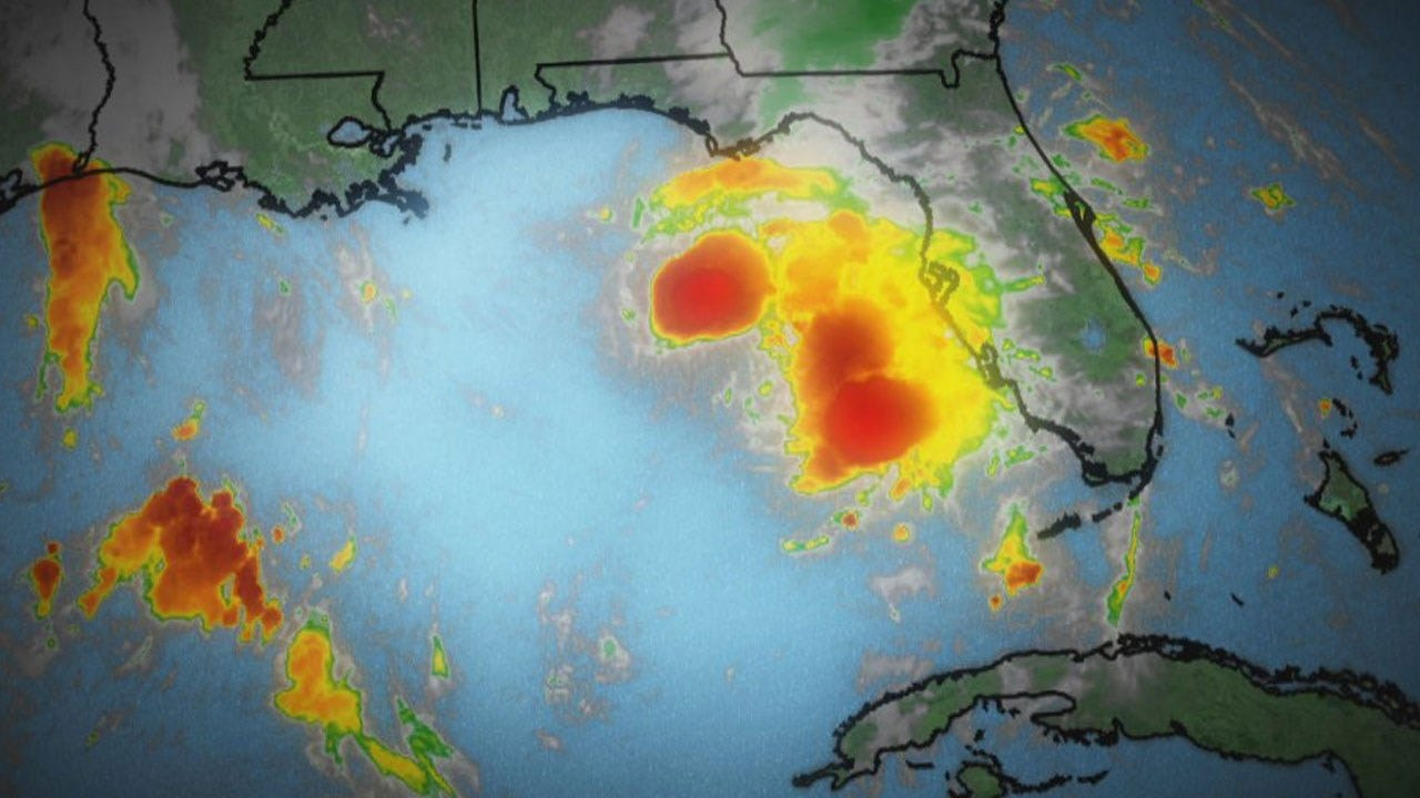 Tropical Storm Gordon Expected To Make Landfall As A Hurricane Tuesday