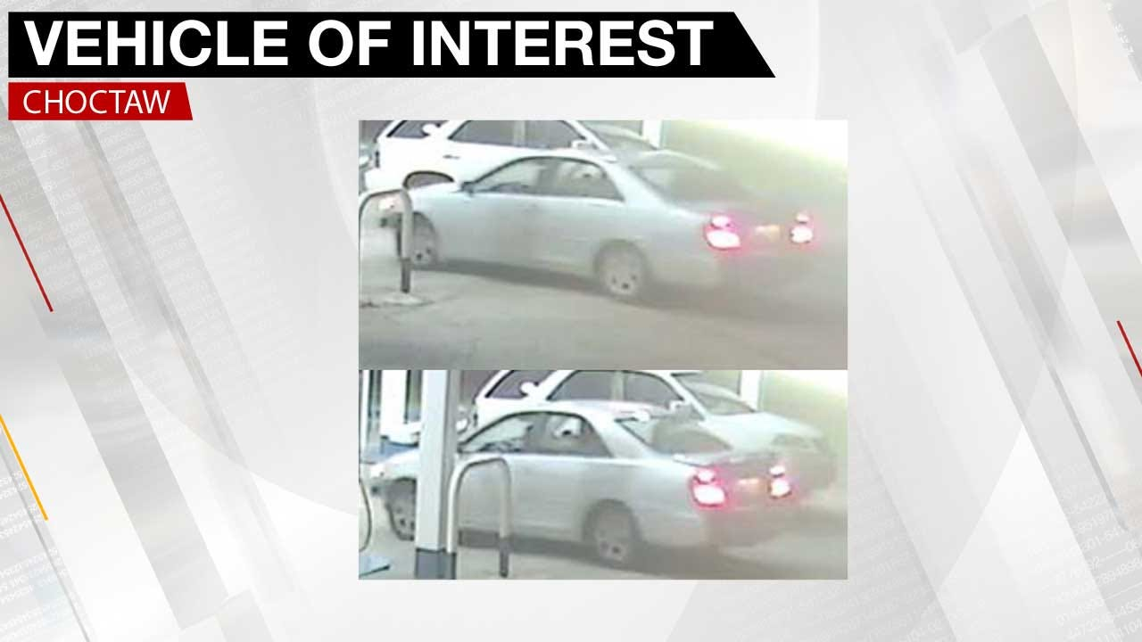 OSBI Searching For 2 People Of Interest In Choctaw Homicide