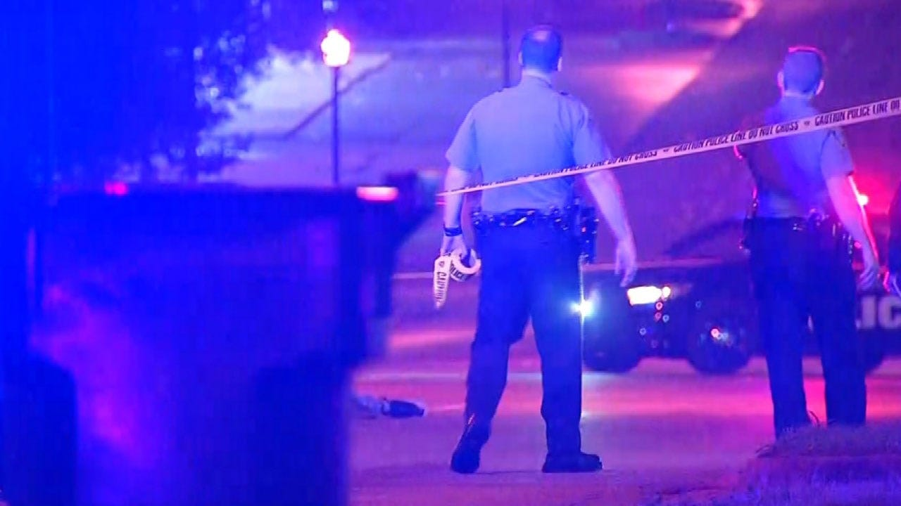 Police Identify Man Killed After Being Shot And Hit By Car In NE OKC