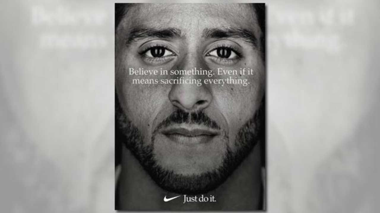Why Nike Sees Its Colin Kaepernick Ad As A Win