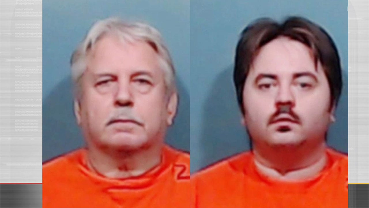 Father, Son Arrested In Slaying Blamed On Trash Dispute