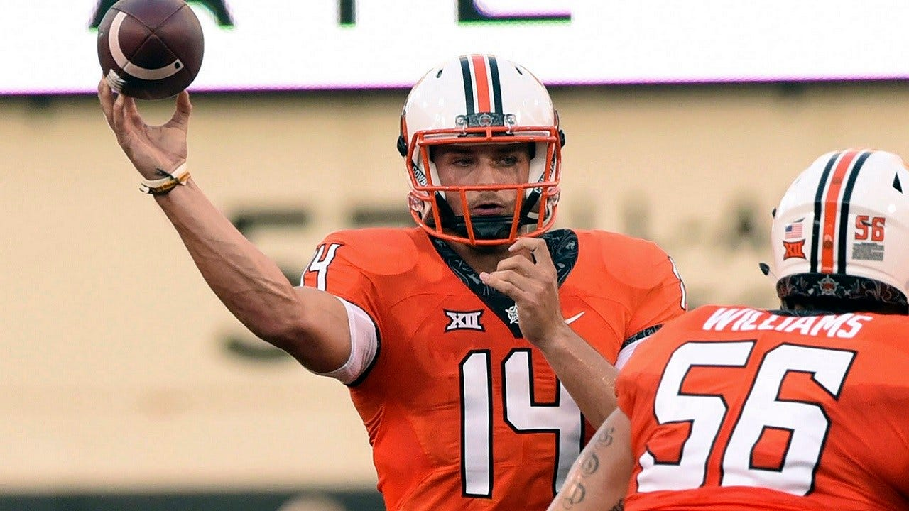 Dean's Blog: OSU-South Alabama Preview, Cowboys' Concern At Quarterback
