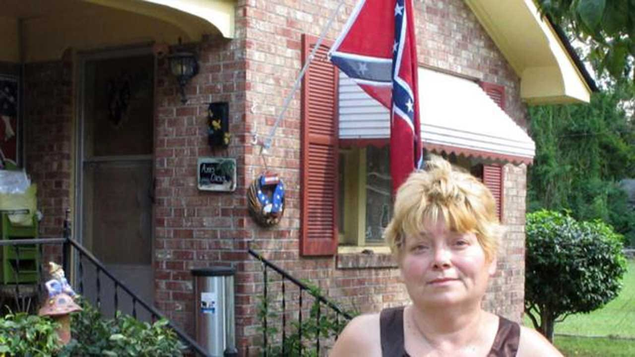 How A Confederate Flag Tore A Neighborhood Apart, Before It Came Together