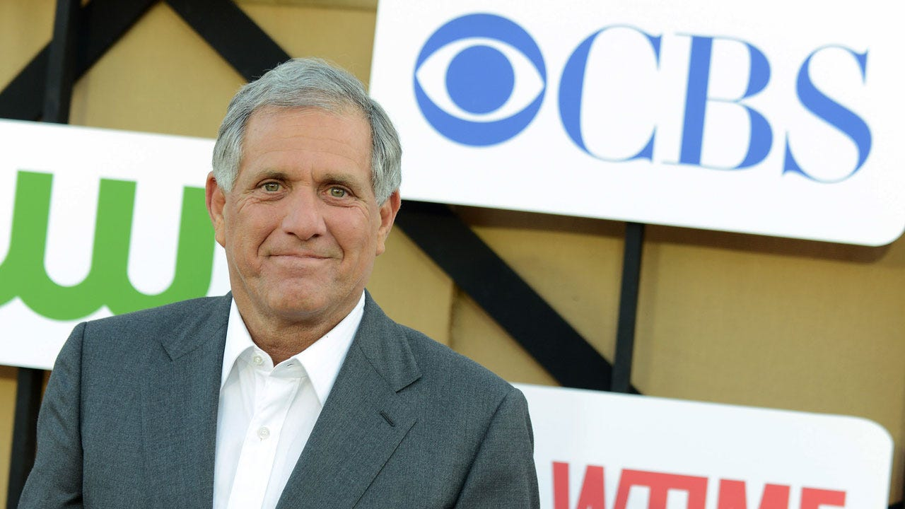 CBS CEO Les Moonves Resigns Amid Sexual Misconduct Allegations