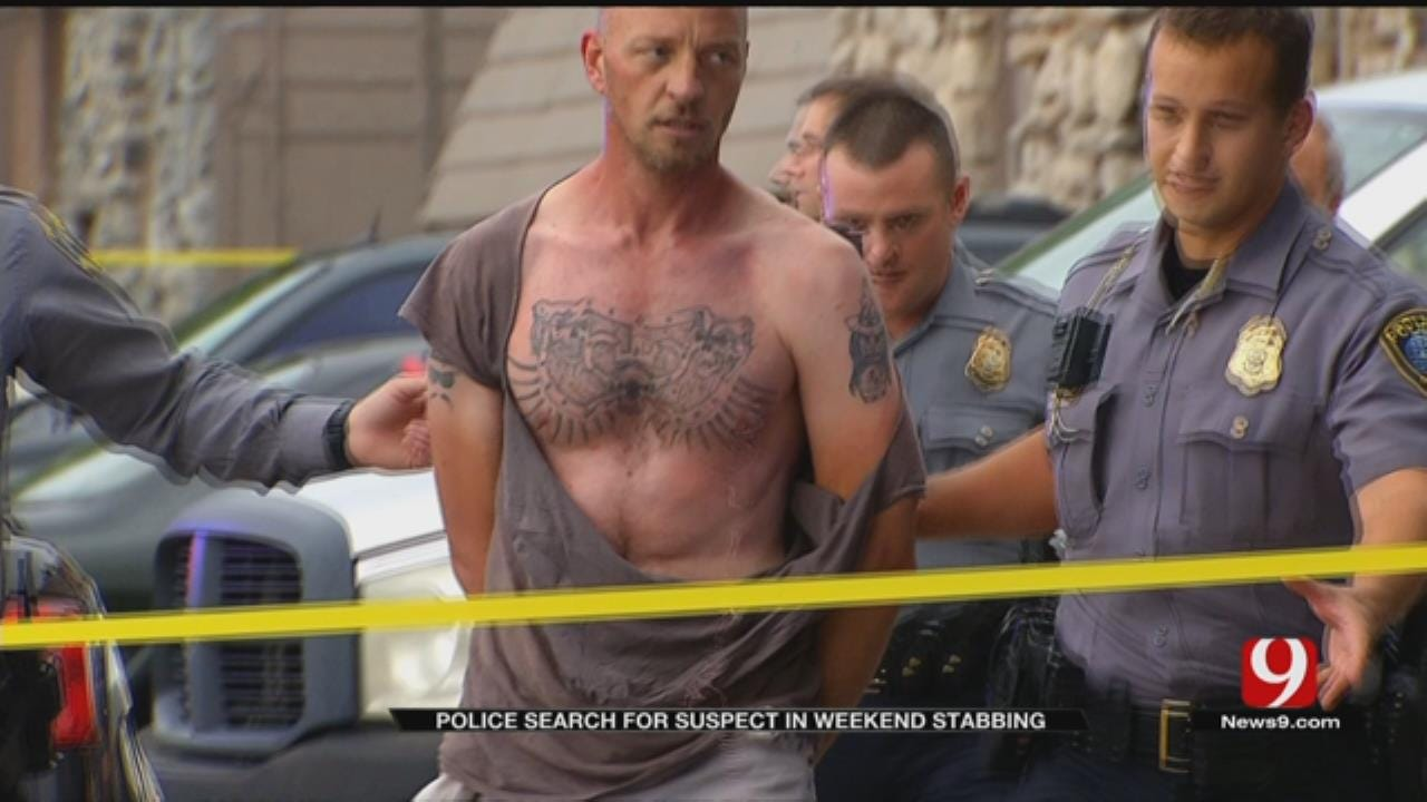 OKC Weekend Stabbing Leads To Chaotic Scene