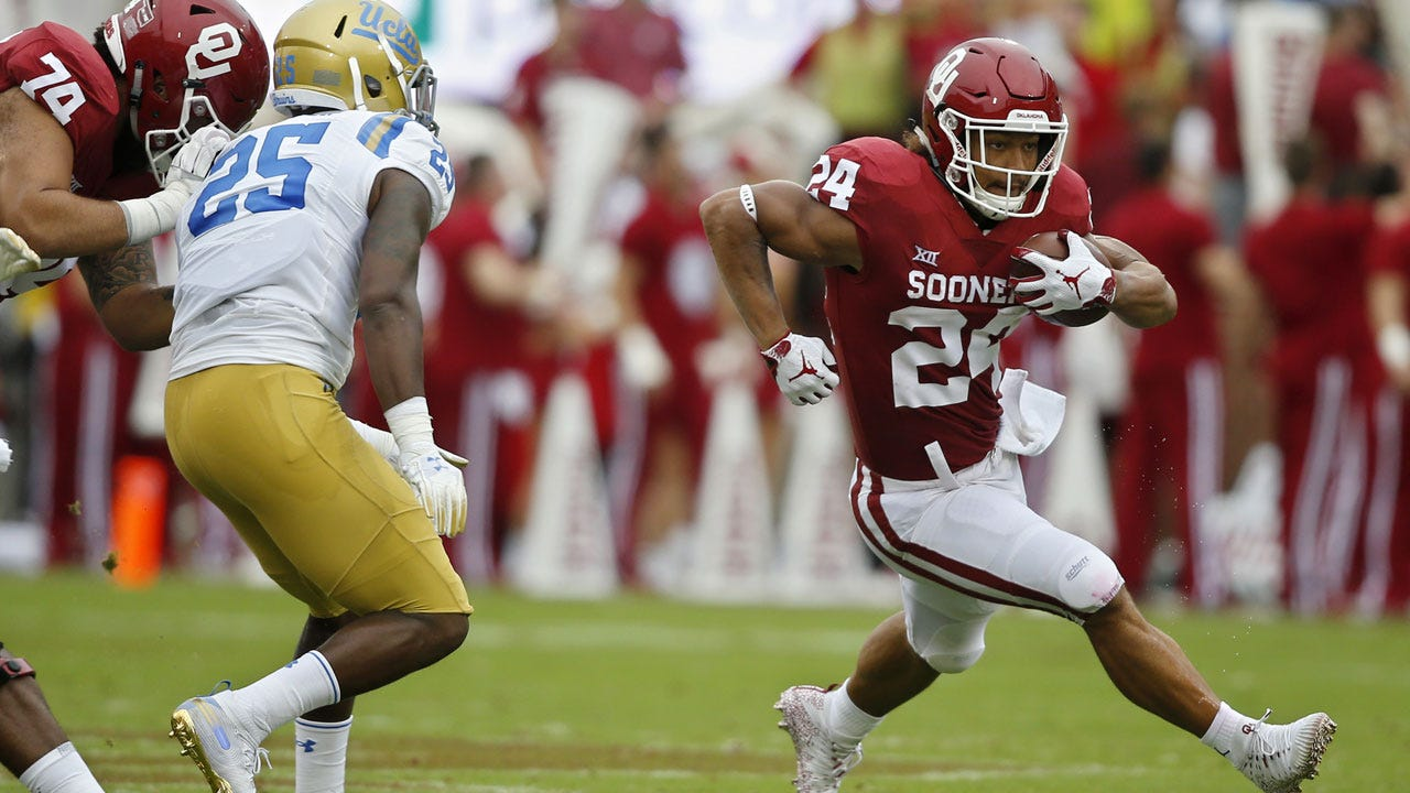 OU Football: Rodney Anderson To Miss Rest Of Season