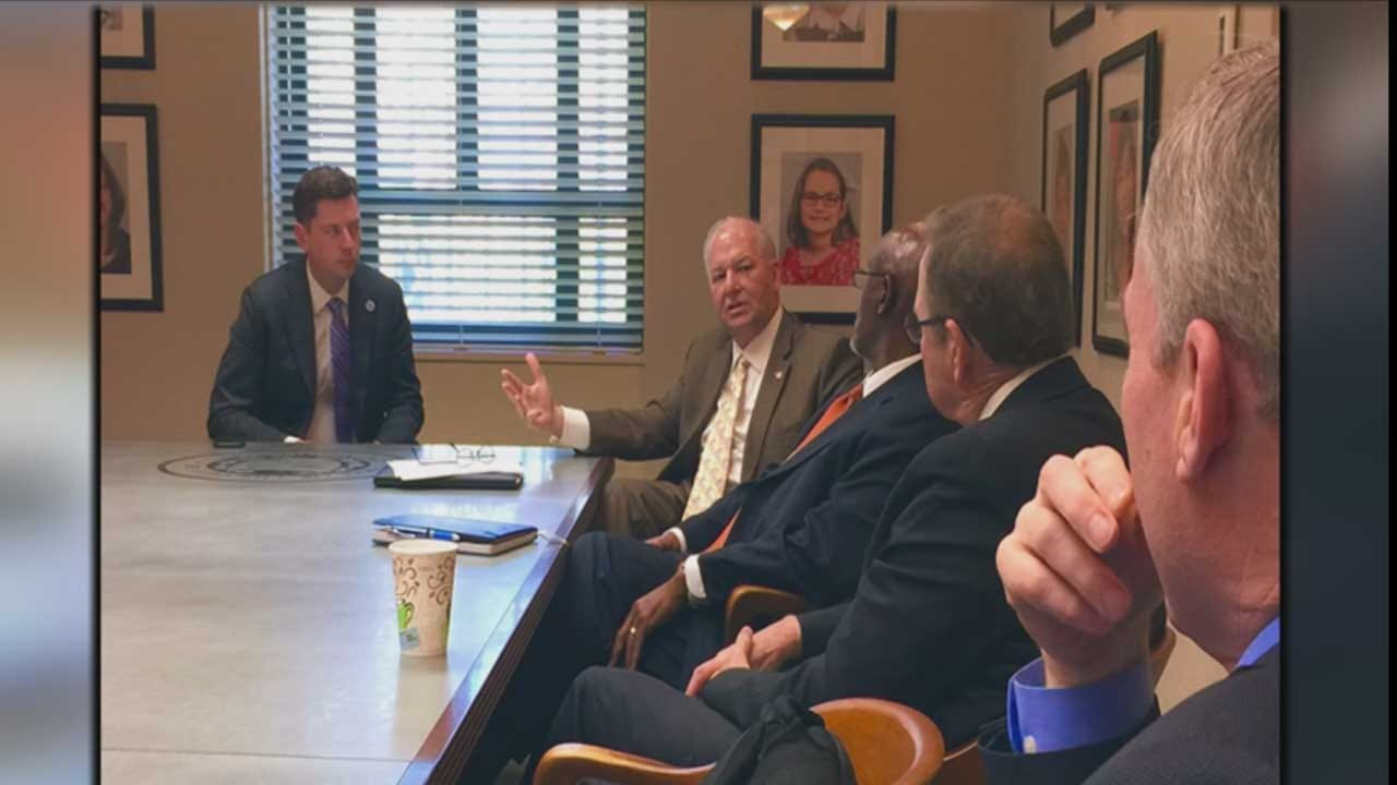 City Leaders Team Together To Stop Copper Theft In OKC