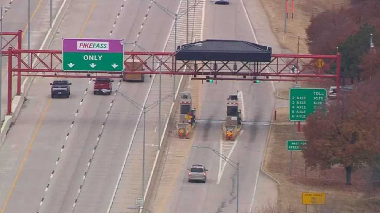Oklahoma Turnpike Authority Approves Proposal To Raise Speed Limits On Rural Turnpikes