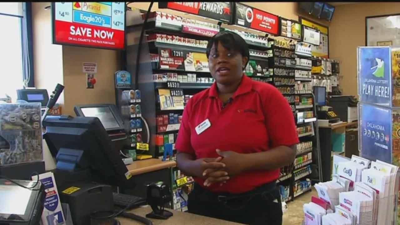 Video Shows Love's Employee Save A Choking Customer