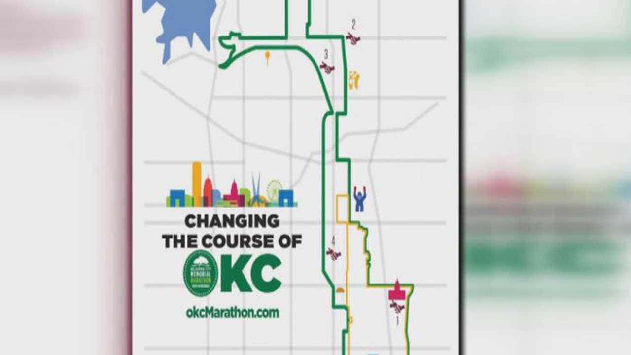 Oklahoma City Memorial Marathon Days Away With New Course