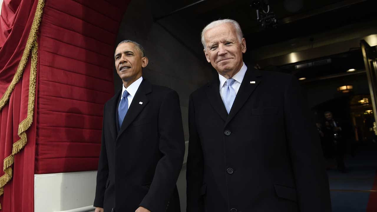 Obama Demands TV Stations Yank 'Despicable' Misleading Ad About Biden From Pro-Trump Super PAC