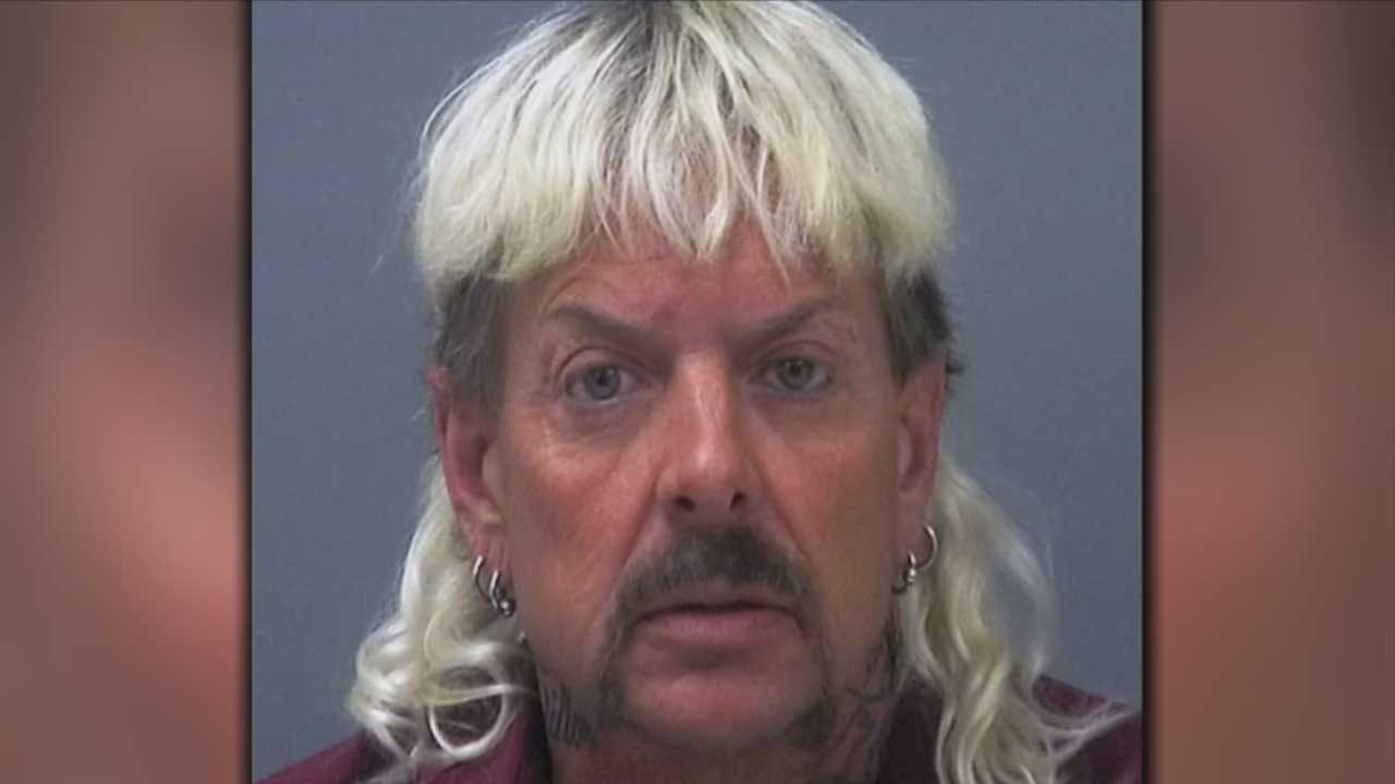 'Joe Exotic' Sentenced To 22 Years In Federal Prison