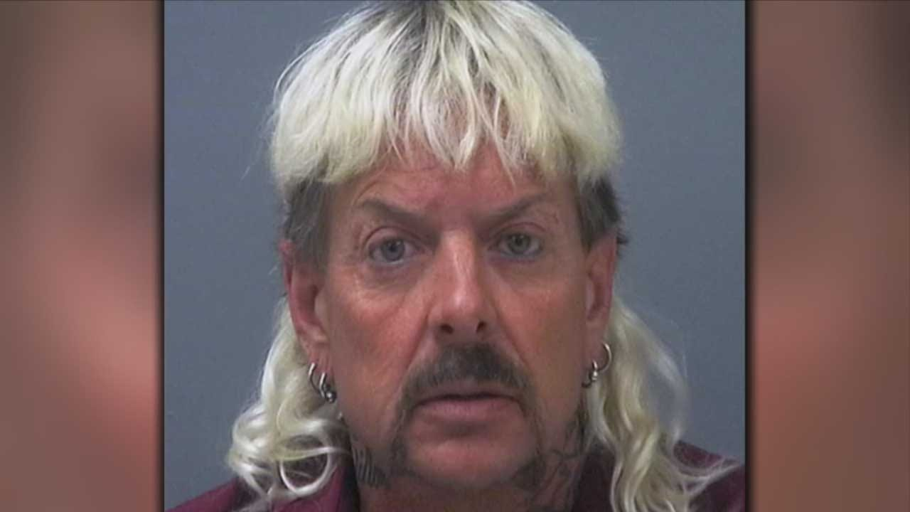 Sentencing Date Set For Joe Exotic's Murder-For-Hire, Other Convictions