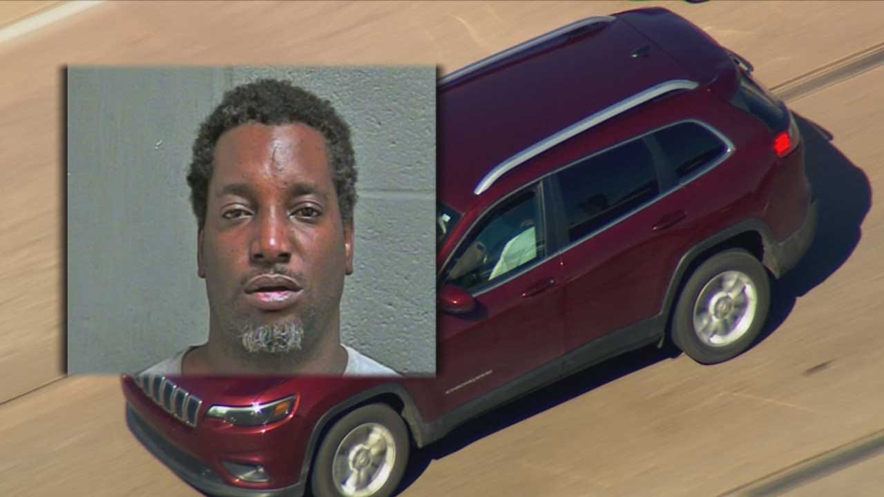 Brother-In-Law Speaks Out After OKC Chase Suspect Surrenders At His Home