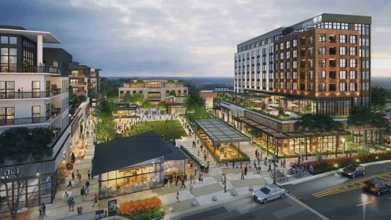 OKC City Council Approves Major Retail, Residential Development Near Penn Square Mall