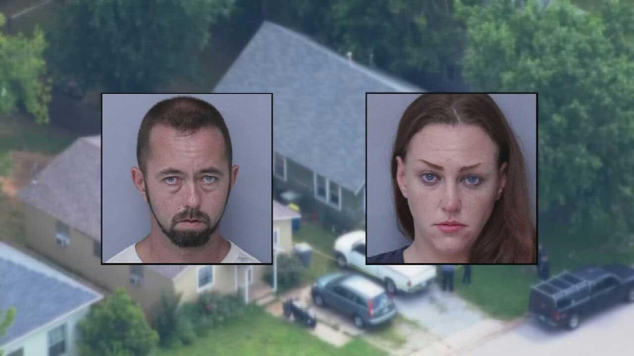 Court Documents Reveal Details Surrounding Tip Leading To Edmond Murder Suspects Arrests