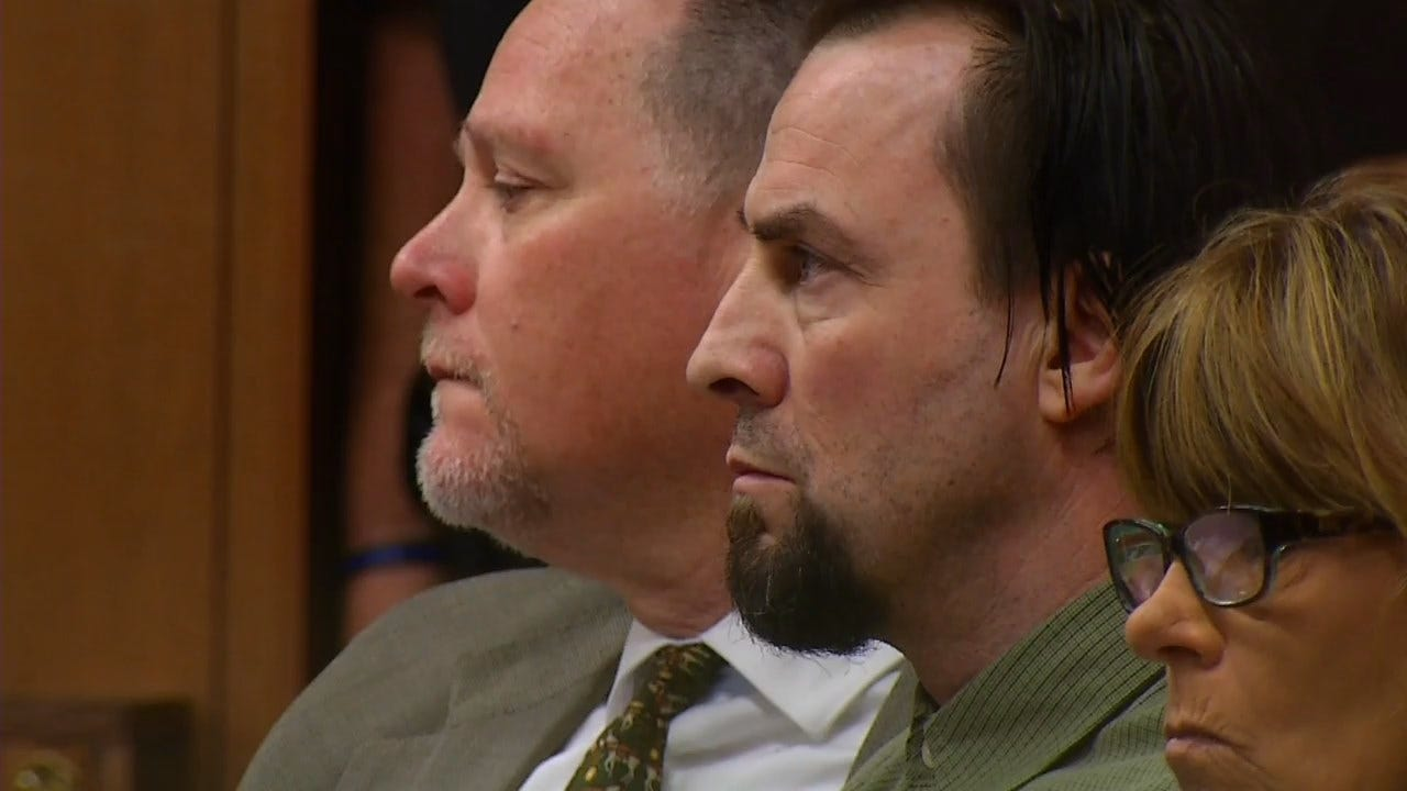Logan Co. Deputy's Family Reacts To Life Sentence For Convicted Murderer
