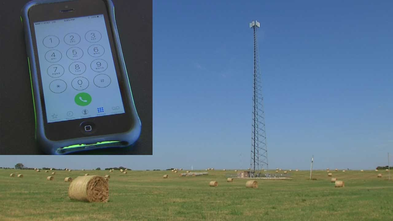 AT&T Working To Resolve Coverage Issues In Logan County